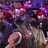 Orchestra doing Mannequin Challenge