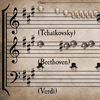 Tchaikovsky meets Beethoven meets Verdi in 'Classical Mashup II.'