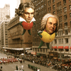 WQXR is hosting a musical Thanksgiving Day parade of great classical pieces.