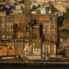Domino Sugar factory in Brooklyn