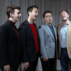 The King's Singers in the WQXR studio for Midday Masterpieces.
