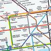 London's subway is packed with locations referenced in song.