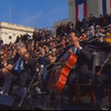 Yo-Yo Ma, Itzhak Perlman, Anthony McGill and Gabriela Montero at President Obama's first inauguration