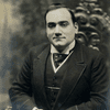 Autographed photo of Enrico Caruso