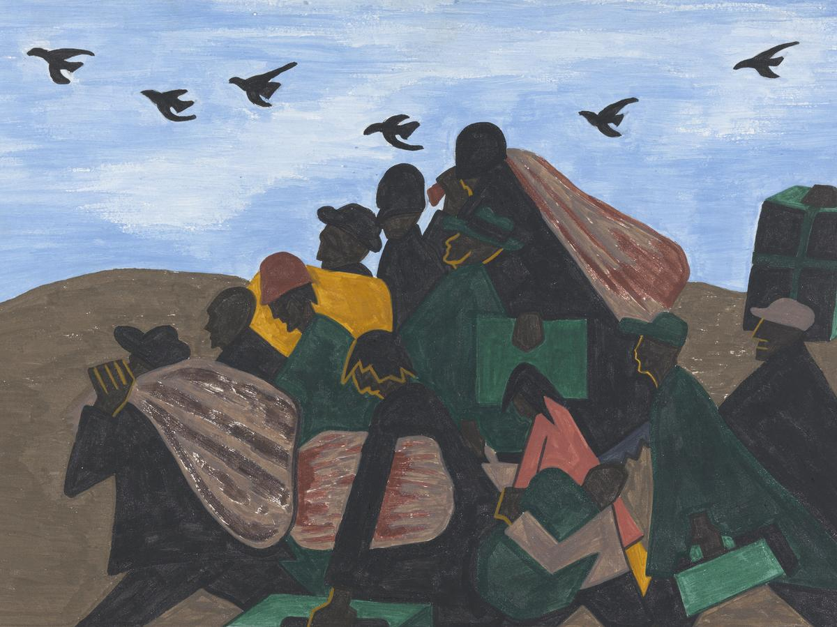 jacob lawrence story painter - photo #15