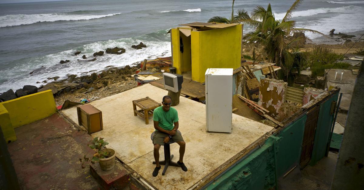 Trump Criticizes Puerto Rico as the Island Faces a Food Crisis