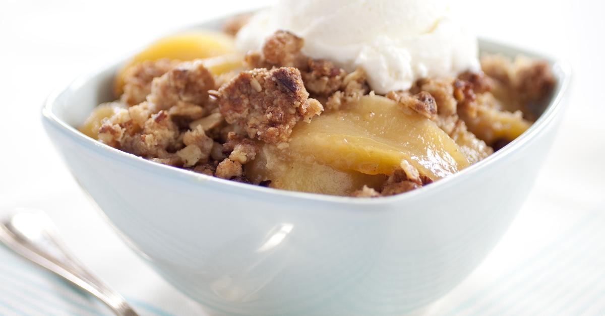 America S Test Kitchen Apple Crisp