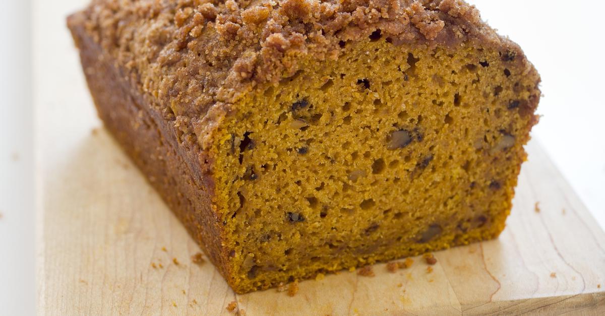 America S Test Kitchen Pumpkin Bread