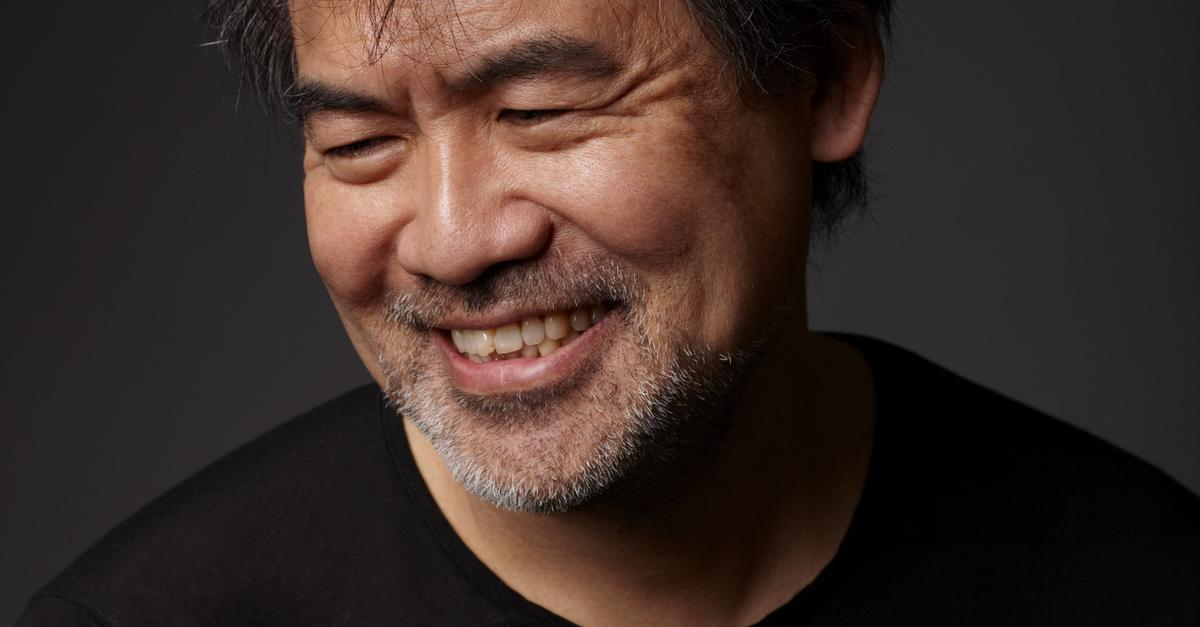 the sound of a voice david henry hwang