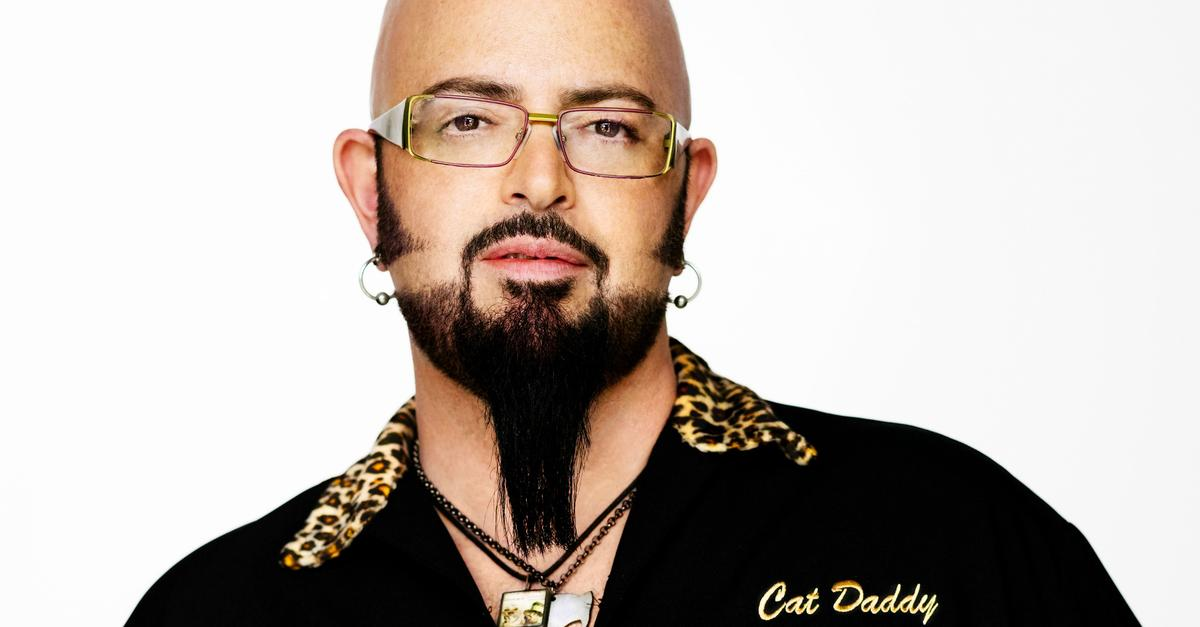 Jackson galaxy the 39 cat whisperer 39 on his favorite music for Jackson cat whisperer
