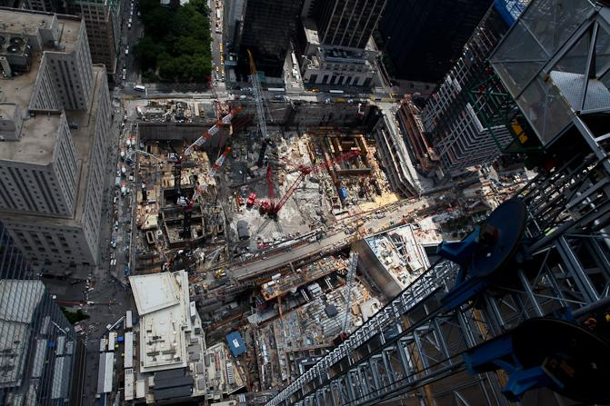 City Sifts Debris For 9 11 Remains Wnyc