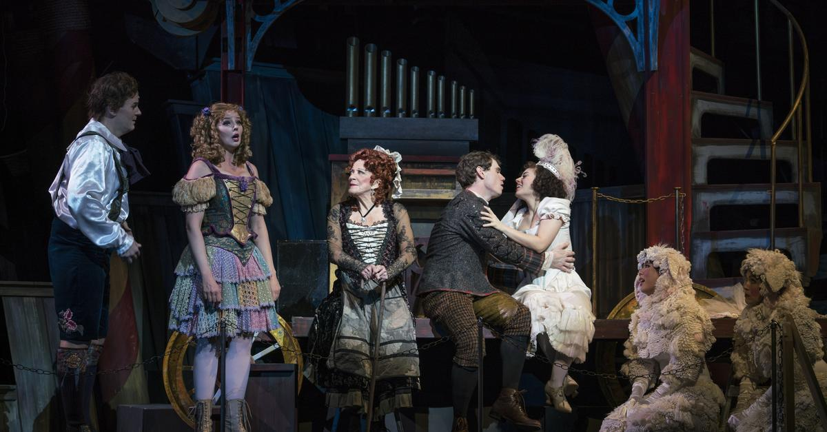 Review: New York City Opera's 'Candide'