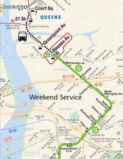 mta restoring service on some lines transportation nation wnyc