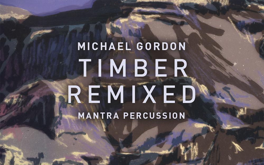 Listen 12 All Star Electronic Musicians Remix Michael Gordons Timber on electronic timer