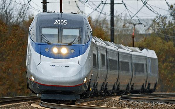 Express Train From Washington Dc To New York City