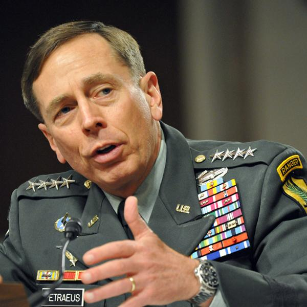 general david petraeus thesis on counterinsurgency Peter bergen says historians will likely judge david petraeus to be the most gen david petraeus led a key the army's counterinsurgency.