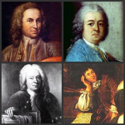 Johann Sebastian Bach - Hermann Scherchen - Art Of The Fugue