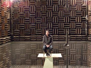 Anechoic Room Tour Minneapolis