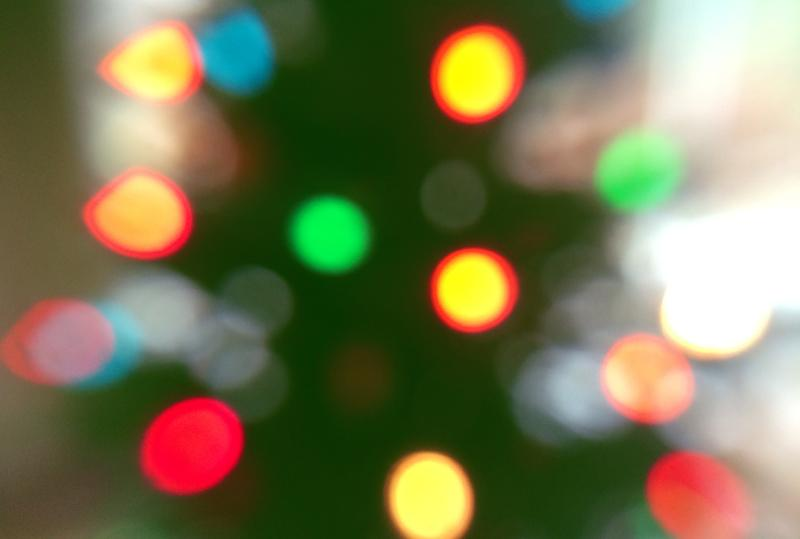 Christmas Story Lights