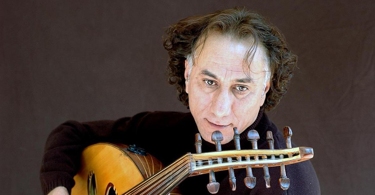 Gig Alert Rahim Alhaj Trio At David Rubenstein Atrium