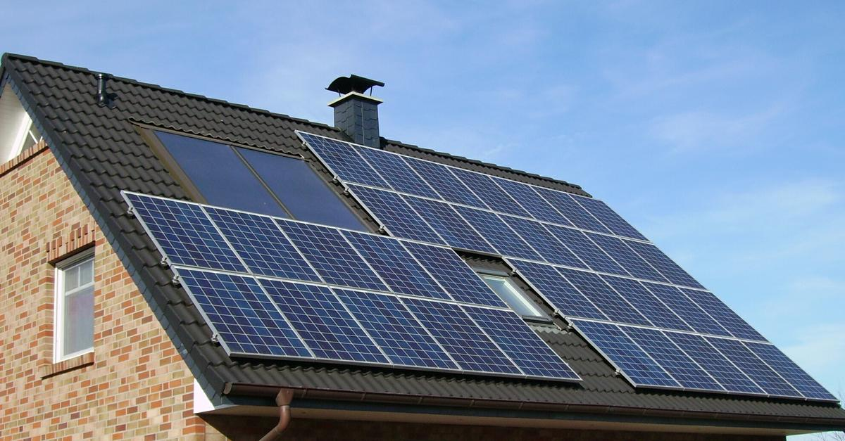 bucking national trend the solar sector slips in new jersey wnyc news wnyc