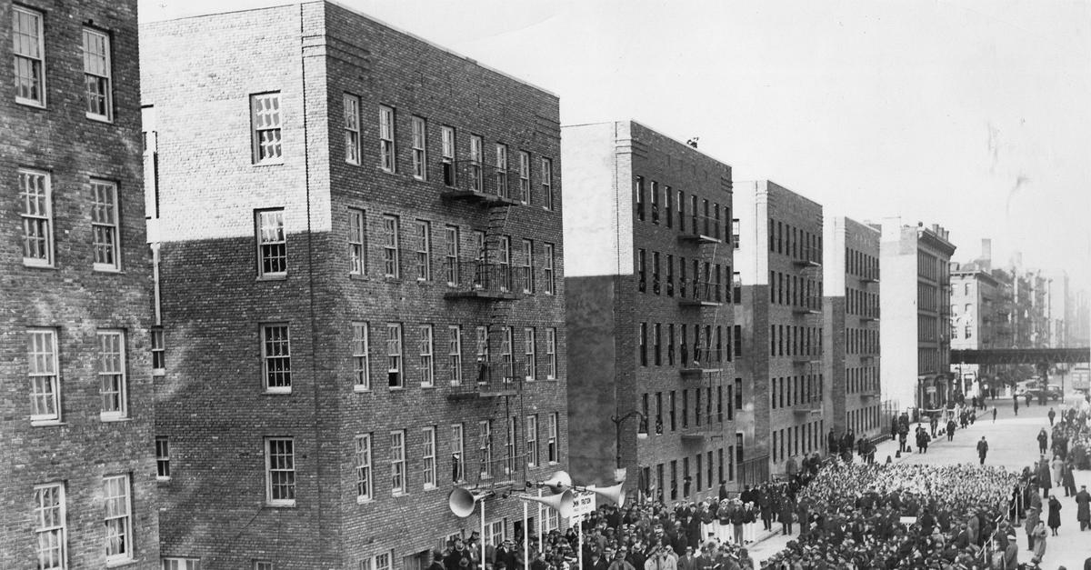 A Century of Affordable Housing Activism