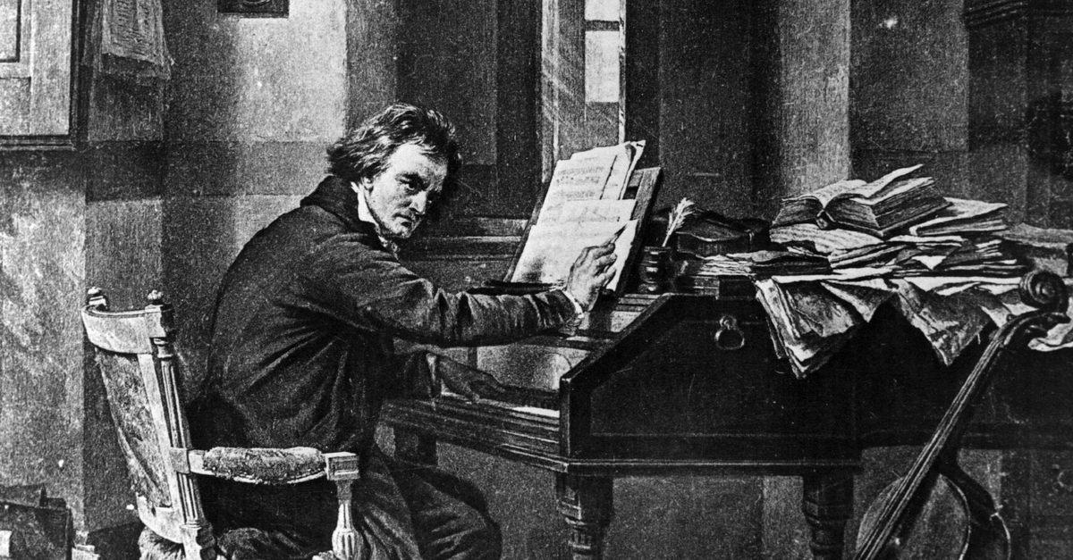 Ludwig Van Beethoven Beethoven - Jascha Horenstein - Symphonie No. 9
