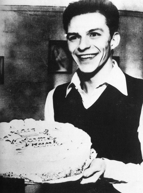 Cake Frank Sinatra