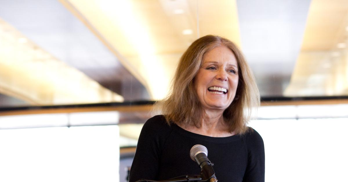 "steinem essays Point taken, but as susan faludi says, ""gloria steinem's first collection of essays is–and will always be–a required feminist reader."