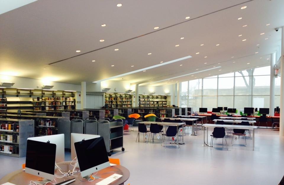 For The First Time, a Library in Mariners Harbor, Staten ...
