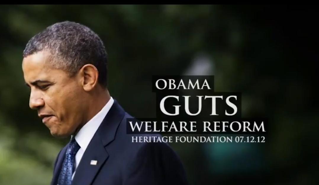 Explainer Did Obama Gut Welfare Reform Wnyc