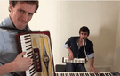 The Melodica Men, doing what they do best.