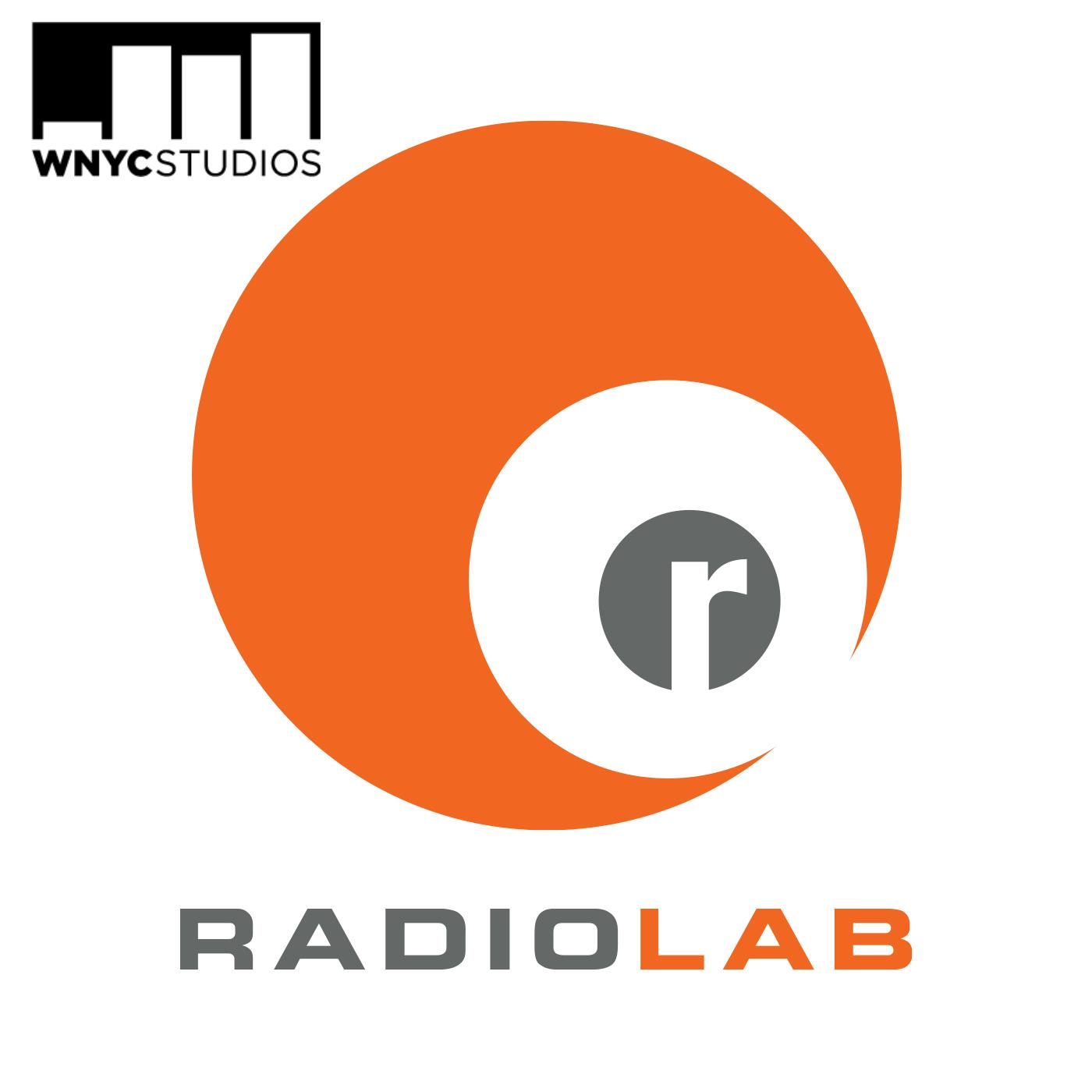 Image result for radiolab podcast logo