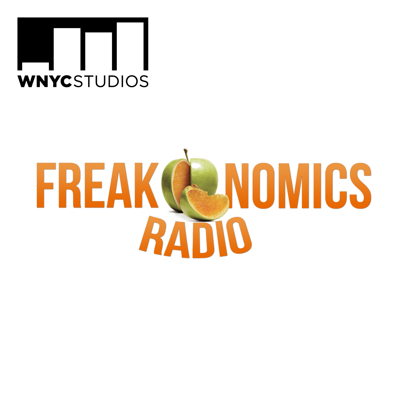 Image result for freakonomics podcast logo