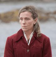 Frances McDormand as Olive Kitteridge