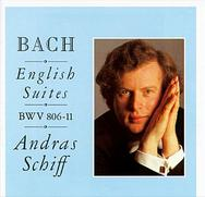 Andras Schiff plays the English Suites