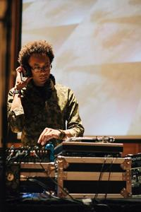 DJ /rupture at the 2013 Ecstatic Music Festival