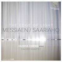 'The Edge of Light': Messiaen/Saariaho