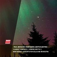 'Paul Moravec: Northern Lights Electric'