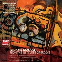 'Michael Gandolfi: From the Institutes of Groove'