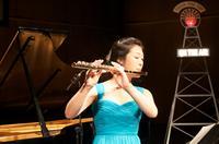 Annie Wu, flute, age 16 from Pleasanton, Calif.