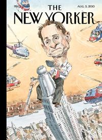 August 5, 2013, issue of The New Yorker