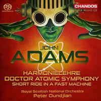 'John Adams: Harmonielehre; Doctor Atomic Symphony'