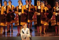 Kate Lindsey stars in Rossini's Cinderella presented by Los Angeles Opera