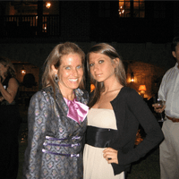 Charlotte Laws with her daughter, Kayla Laws, in 2008 On the Media Revenge Porn
