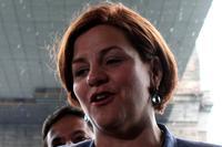 City Council Speaker Christine Quinn.