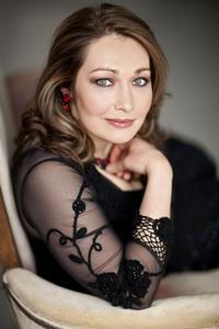 Soprano Dina Kuznetsova.