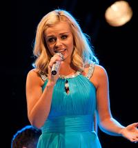 Katherine Jenkins live at Clumber Park in August 2011
