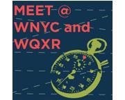 Meet @ WNYC logo