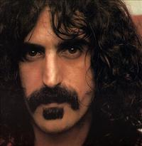 American musician and composer Frank Zappa